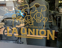 Branding - La Unión Pastas