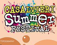 Showcase Casalvieri Summer Festival 2018
