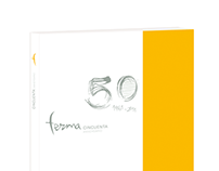 "Libro ""50 Aniversario FERMA"""