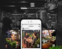 Zorba | Social Media 2018'