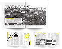 Magazine Design 2015