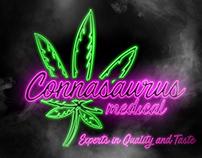 Connasaurus Medical - Logo Design