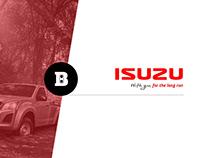 BNRY - Isuzu Social Media Case Study