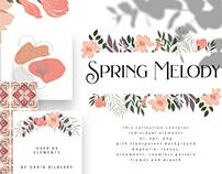 Spring Melody freebie