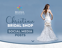 Bhama Emporio | Christian Bridal Shop | Social Media