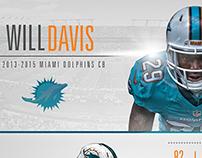 Will Davis Infographic