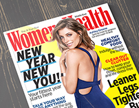 Women's Health Middle East Magazine