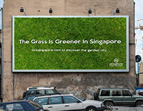 The Grass Is Greener In Singapore
