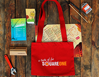 SQUARE ONE Branding