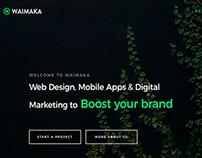 Waimaka Web