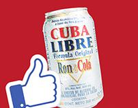 Cambio imagen digital Cuba Libre