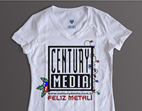Promotional material - Century Media Records