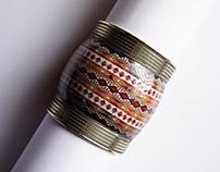 Bracelets - product photography