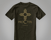 Procter T-shirt Design