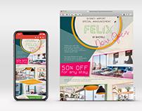 Felix Hotel Sydney EDM Design