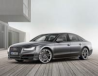 Audi A8 | Billboard