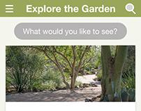 Desert Botanical Gardens Mobile App
