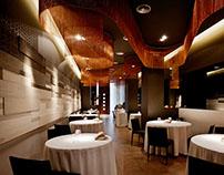 Cinc Sentits Restaurant
