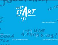 "Yoco ""Just Start"" 2019 brand film"