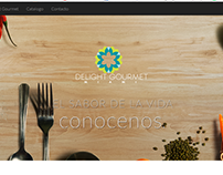 DELIGHT GOURMET MIAMI | WEB AND BRANDING