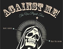 Against Me! - Vox Populi Tour