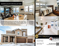 Realty ONE Group Signature flier