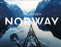 Visit Norway website