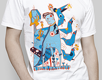 Orange Warsaw Festival 2015 | t Shirt contest