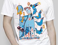 Orange Warsaw Festival 2015 | t Shirt contest