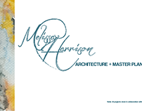 Architecture + Master Planning 2013-2016