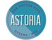 Our Vector City: Astoria