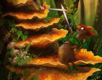 Robin Hood & Guy of Gisborne