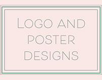 Logo and Poster designs