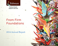 Tubman Annual Report 2014