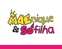 Mãenique e Sofilha - Marca