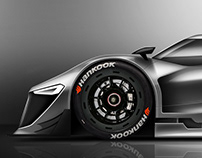 G-Project LeMans Prototype Concept