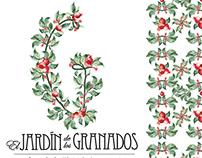 """Imagen para """"El Jardín de los Granados"""""""