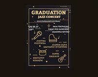 Graduation JAZZ Concert - Pustówka&Wyszyński