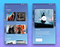 Practice Redesign : Android Movie App