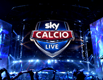 SKY SPORT HD - Sky Calcio Live 2015/16