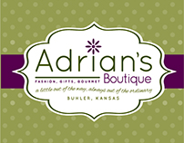 Adrian's Boutique Logo