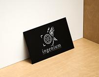 Ingenium Logo Design