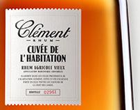 Rhum Clément - Cuvée de l'Habitation