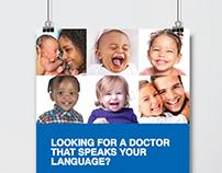 Oasis Hospital Print ads - Marketing