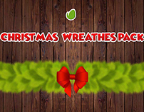 Christmas Wreathes Pack