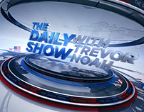 COMEDY CENTRAL: THE DAILY SHOW RELAUNCH