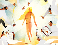 L'Officiel Manila 2015 Web Commissions