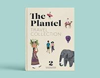 Plantel Year Book — Illustrations