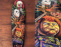 Horror Movies Longboard