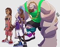 Character design (MinTrust Labs)